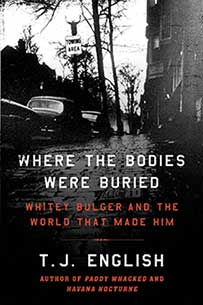 Where The Bodies Were Buried cover